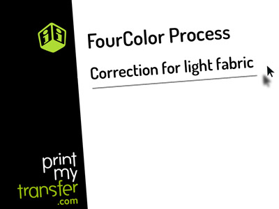 Light fabric color Tutorial